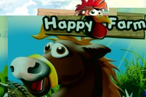happy farm scratch online